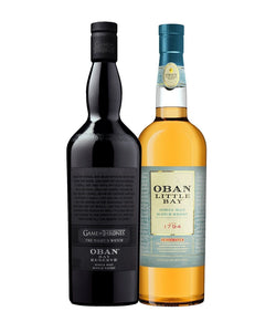 "Tastillery ""Game of Thrones"" Oban Bay Whisky Bundle"