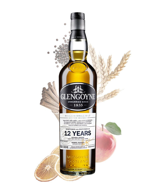 Tastillery Glengoyne 12 years old Whisky