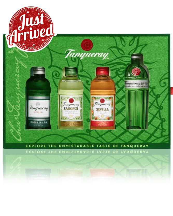 Tanqueray Exploration Pack