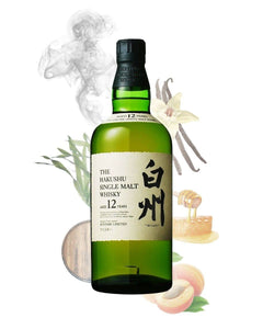 Hakushu 12 Single Malt