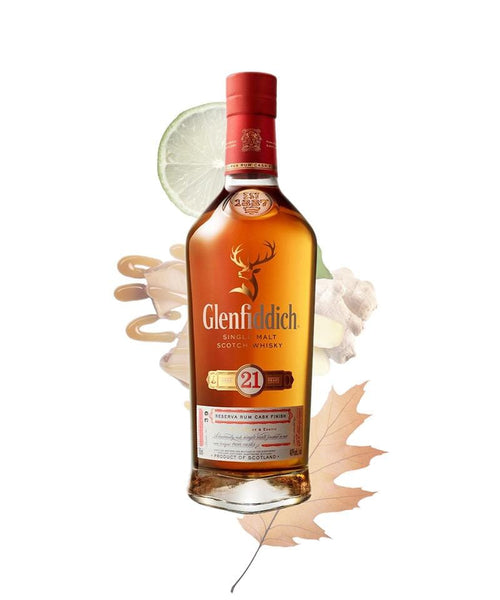 Glenfiddich 21 Rum Cask Finish Whisky