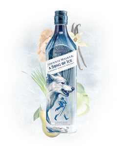 "Johnnie Walker ""A Song of Ice"" Game of Thrones Whisky"