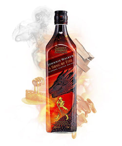 "Johnnie Walker ""A Song of Fire"" Game of Thrones Whisky"