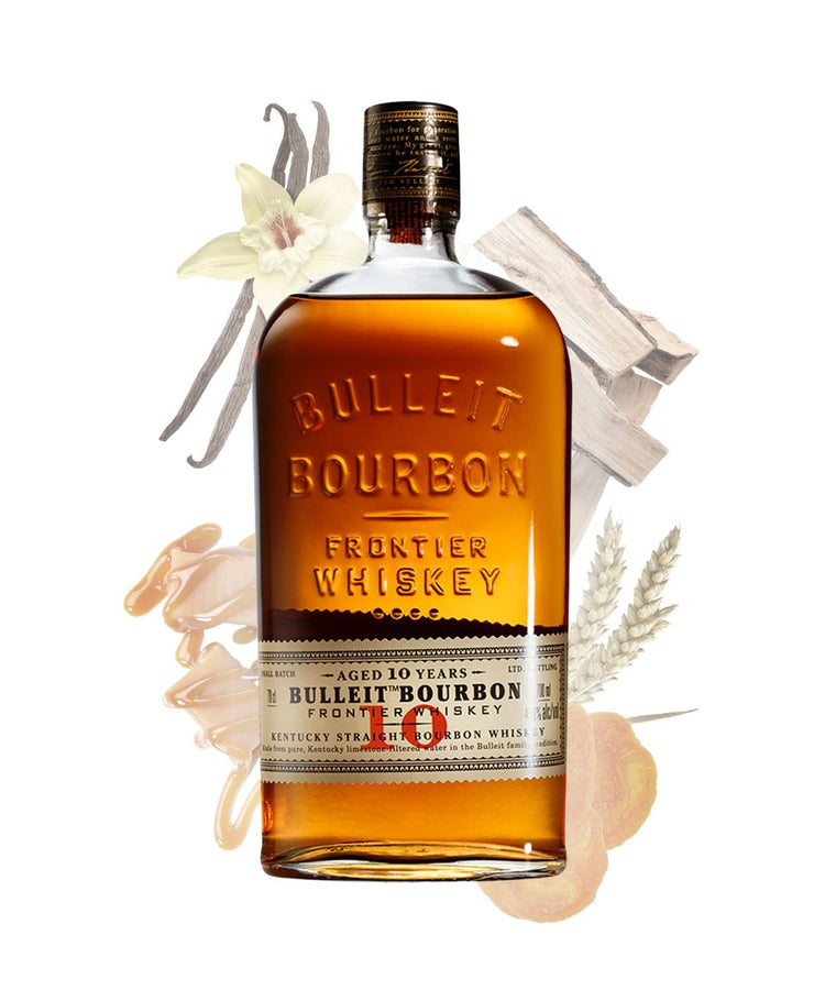 Bulleit 10 Years Old