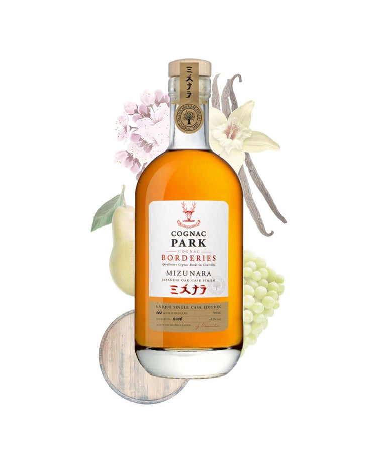 PARK Borderies Mizunara Cask Finish