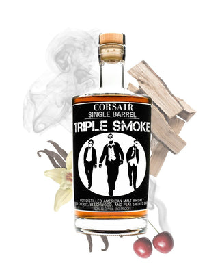 Corsair Triple Smoke Whisky