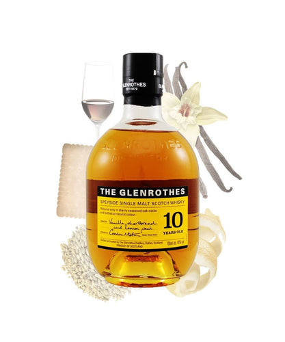 Glenrothes 10