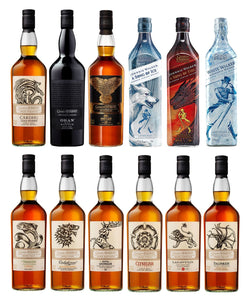 """Game of Thrones"" The Big Whisky Bundle"