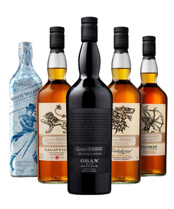 """Game of Thrones"" Whisky Bundle - Best Of"