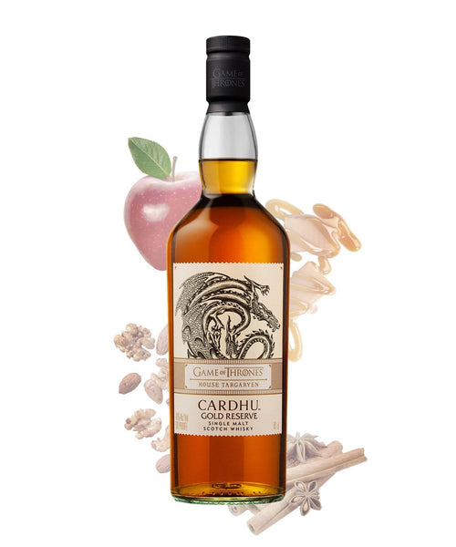"Cardhu Gold Reserve ""Game of Thrones"" Single Malt Whisky"