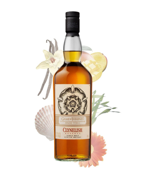 "Clynelish Reserve ""Game of Thrones"" Single Malt Whisky"