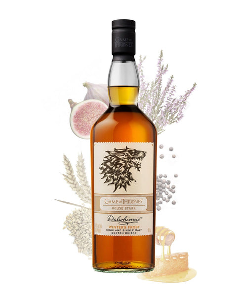 "Dalwhinnie Winter's Frost ""Game of Thrones"" Single Malt Whisky"