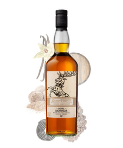 "Royal Lochnagar 12 YO ""Game of Thrones"" Single Malt Whisky"