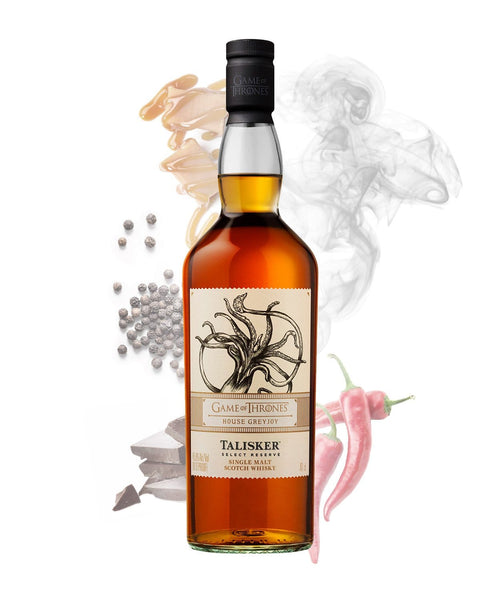 Game Of Thrones Whisky Talisker Select Reserve Jetzt