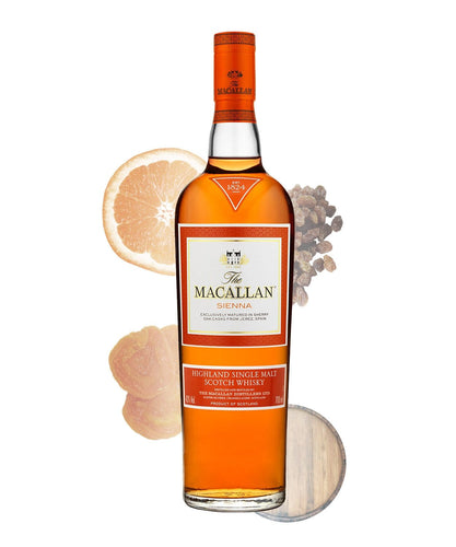 The Macallan Sienna Whisky