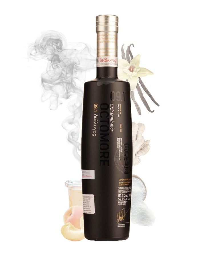 Octomore Edition 09.1 Scottish Barley