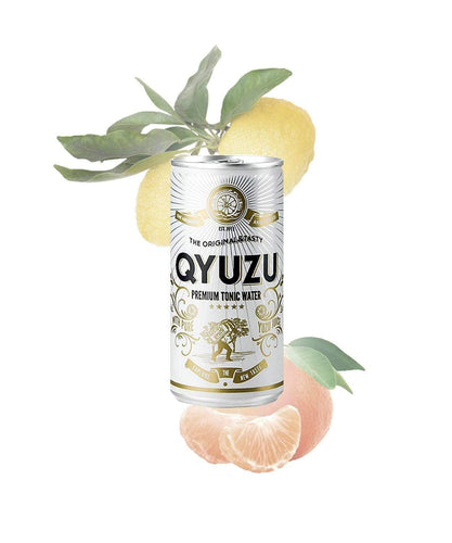 Qyuzu Tonic Water