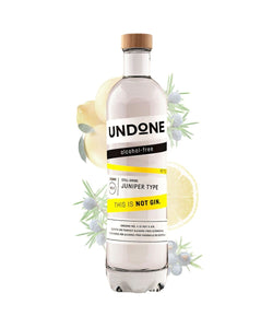 UNDONE This is NOT Gin! NO.2 Juniper Type