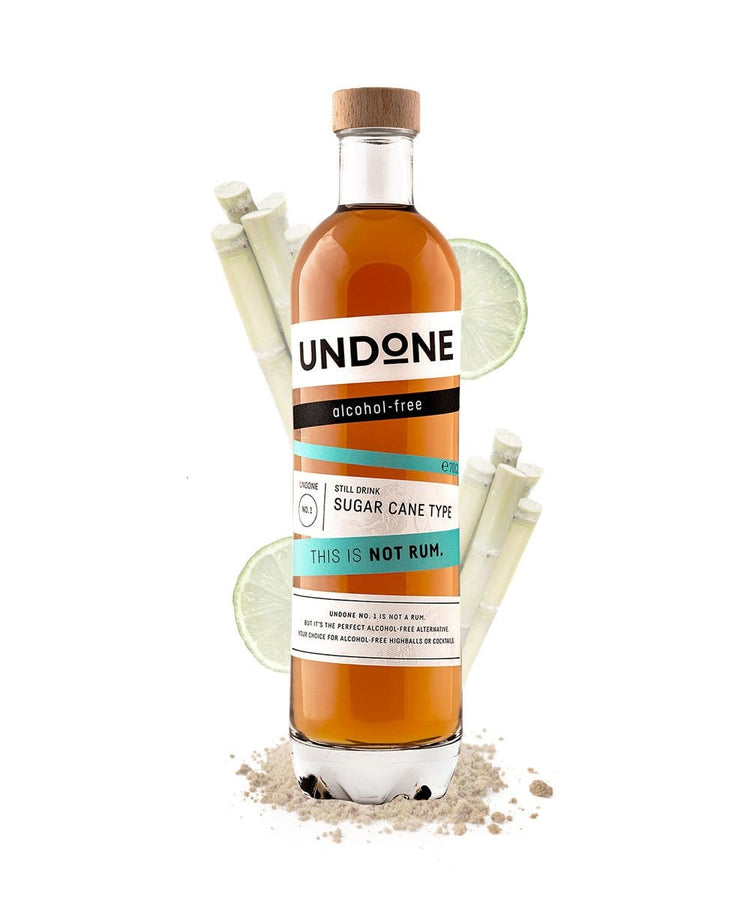 UNDONE This is NOT Rum! NO.1 Sugar Cane Type