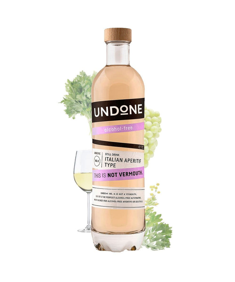 UNDONE This is NOT Vermouth! NO.8 Italien Aperitif Type