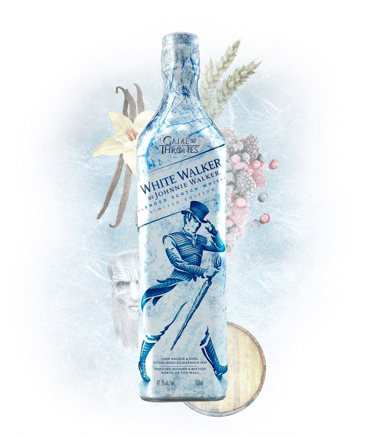 Tastillery Johnnie Walker White Walker