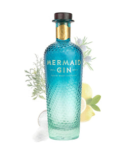 Mermaid Gin Blau