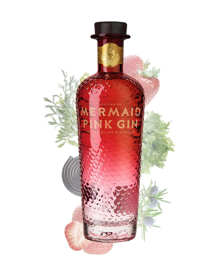 Mermaid Gin Pink