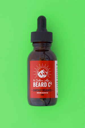 Earthly Delights Organic Beard Oil