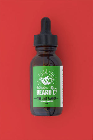 The Lime Ranger Organic Beard Oil