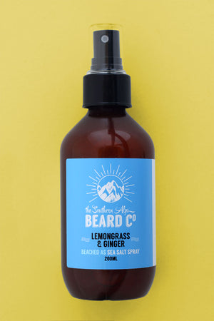 Lemongrass & Ginger Beached As Sea Salt Spray