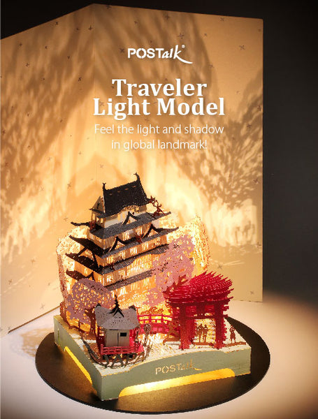 Postalk Light Model Traveler Series