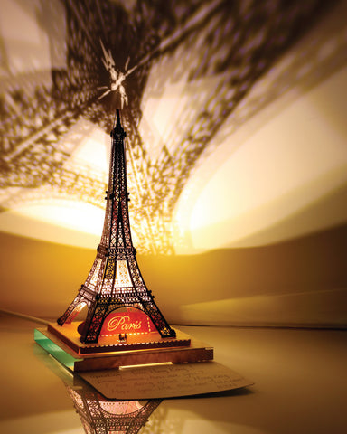 Eiffel Tower Light Model