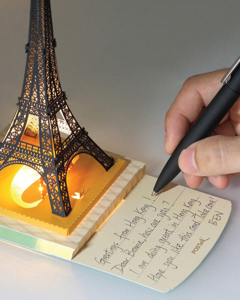 Eiffel Tower Light Model - POSTalk