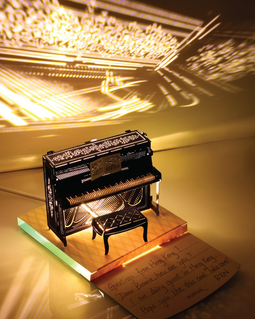 POSTalk Piano Light Model