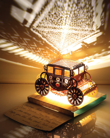 Carriage Light Model - POSTalk
