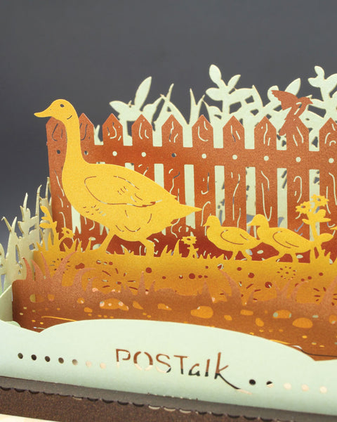 Duck - POSTalk Light Model (LM12) - POSTalk