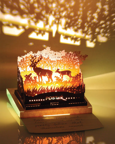Reindeer Light Model