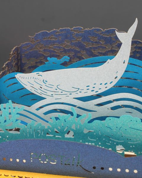 Blue Whale Light Model - POSTalk
