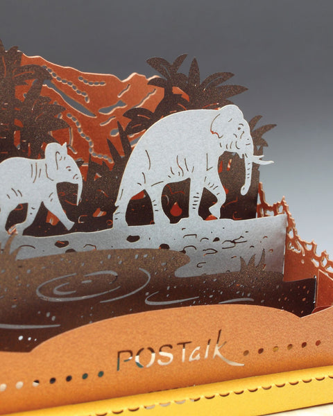 Elephant - POSTalk Light Model (LM17) - POSTalk