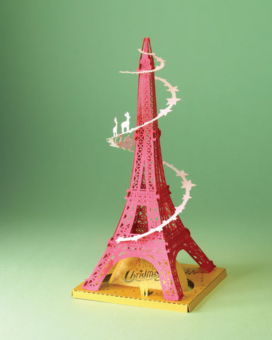X'mas Tower Light Model