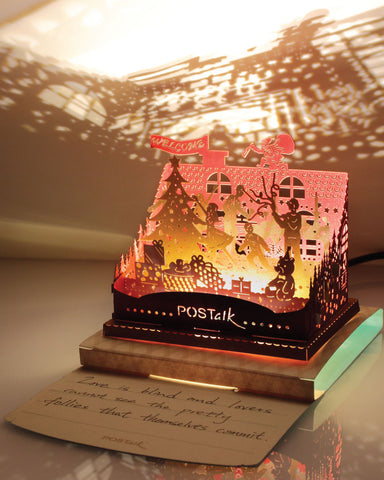 X'mas Party Light Model - POSTalk