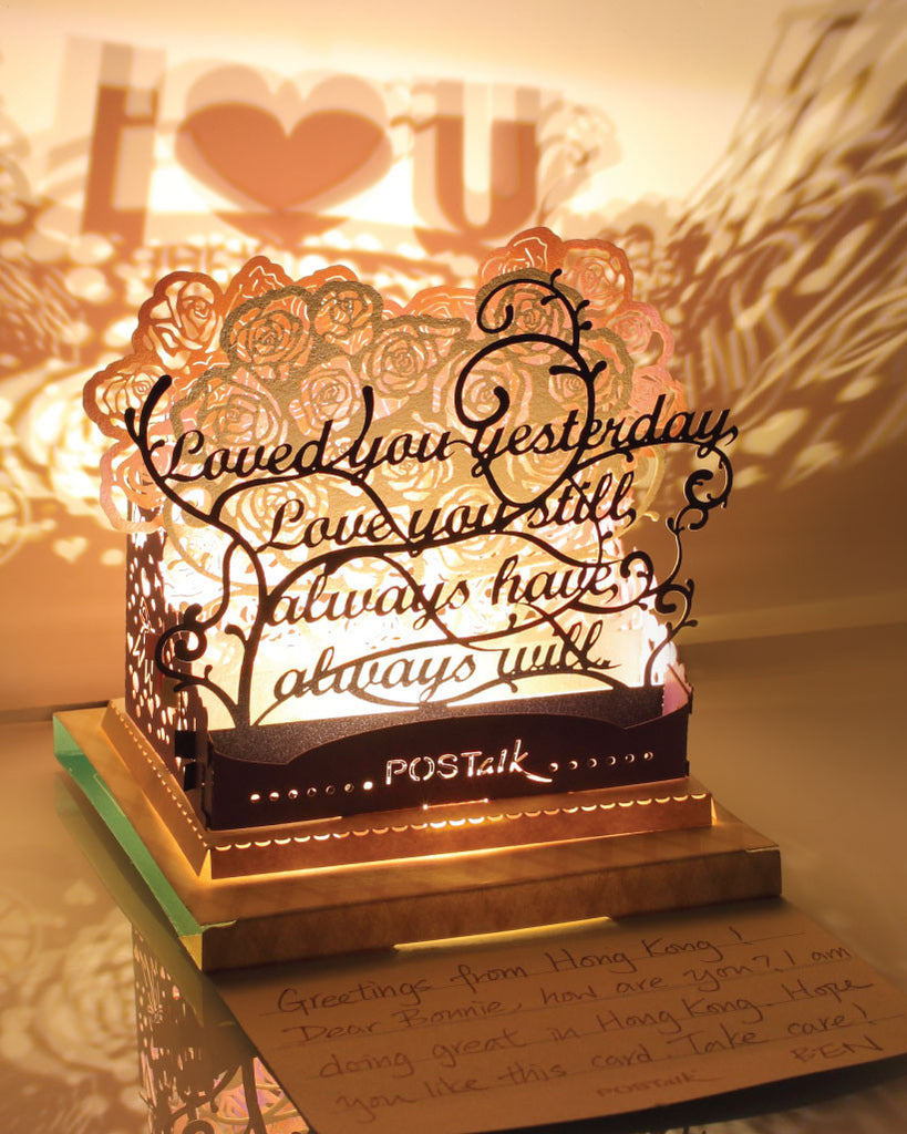 Declaration of Love Light Model