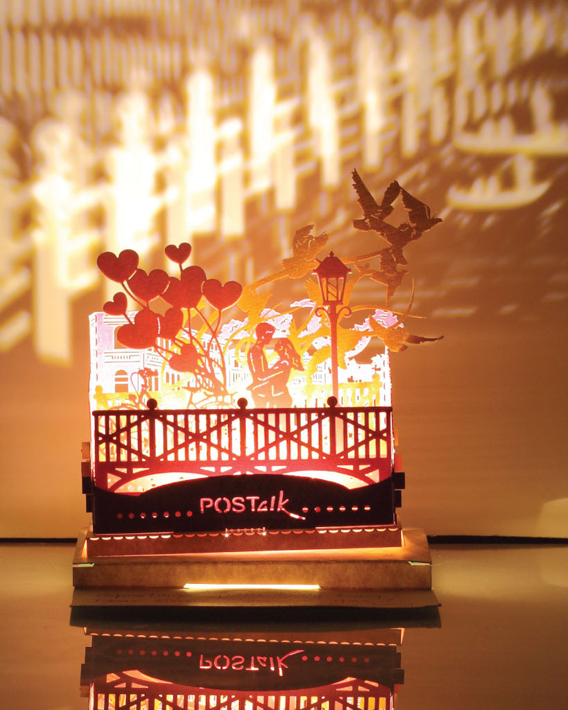 Love Bridge Light Model - POSTalk