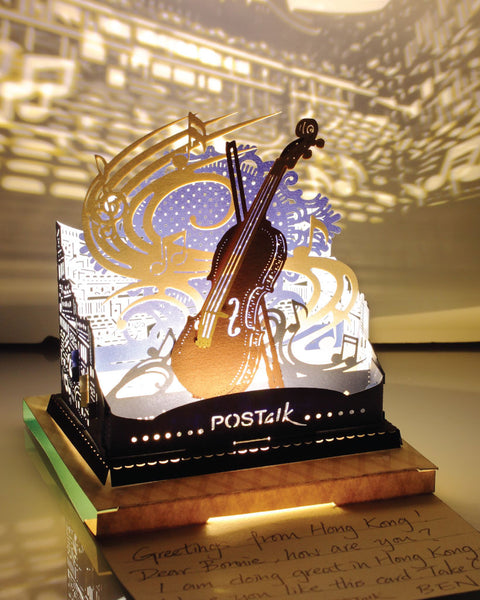 Violin Light Model