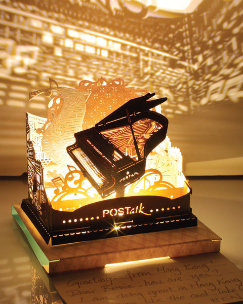 Grand Piano Light Model