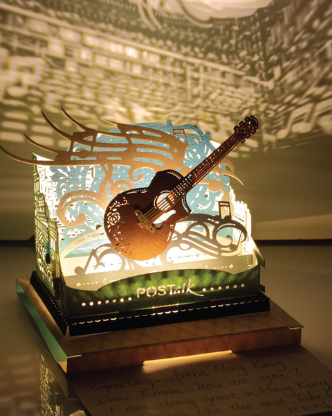 Guitar Light Model