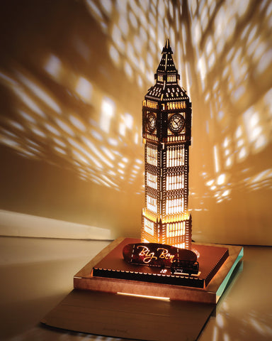 Big Ben Light Model