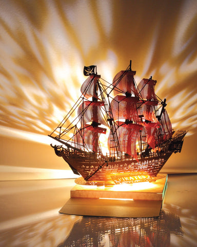 Pirate Ship - POSTalk Light Model (LM40) - POSTalk