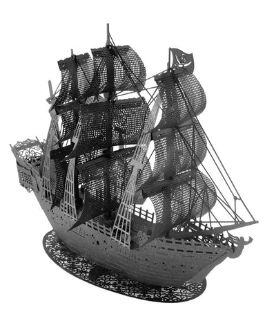 POSTalk Light Model - Pirate Ship Black