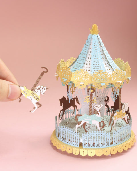 Merry Go Round Light Model - Grand Edition - POSTalk